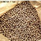 free shipping 300 pcs Dia/Diameter 7.5 mm bearing balls Carbon steel ball Stainless in stock
