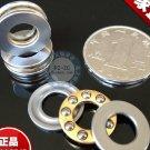 10pcs 2.5 x 6 x 3 mm F2.5-6M Axial Ball Thrust quality Bearing 3-Parts 2.5*6*3
