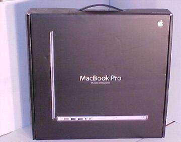 "MacBook Pro 17"" BRAND NEW SEALED"