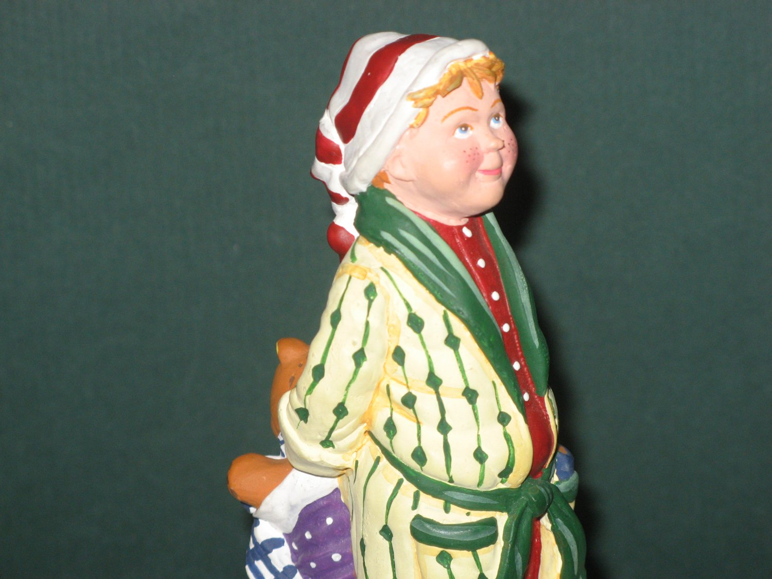 BILLY Figurine All Through The House Dept56