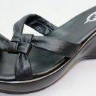 New CALLISTO OF CALIFORNIA Black Slides Women's Shoes Size-6M