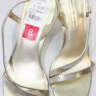 New BANDOLINO RAYONNA Light Gold High heel Women's Shoes Size-8M