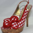New Guess Woman's Tabina Heel Size- 7M
