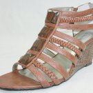 New Alfani Woman's Wedge Sandals Size -7.5M