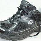 Used SKECHERS TONE-UPS Fitness Black Women's Shoes Size-8.5M
