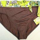 NEW 2BAMBOO Swimwear BIKINI Bottom Size-XL