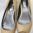 ALFANI STEPNFLEX CAMMIPNAT Natural Heel Women's Shoes Size-10M