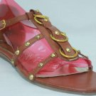 New Rampage Women's Gianetta Sandals Size-8.5M