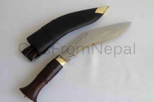 "8"" blade Jungle,Gurkha khukri, khukuri,kukri,Handmade Knife, Nepal, Ship from US"