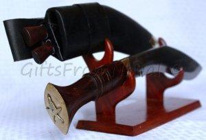 Authentic Nepal Police Khukuri, Kukuri Gurkha knife, Handmade kukri,Ship from US