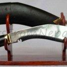 """10"""" Bhojpure Gurkha Khukuri, Handmade Kukri Blade ,Ship From US Retails $70"""