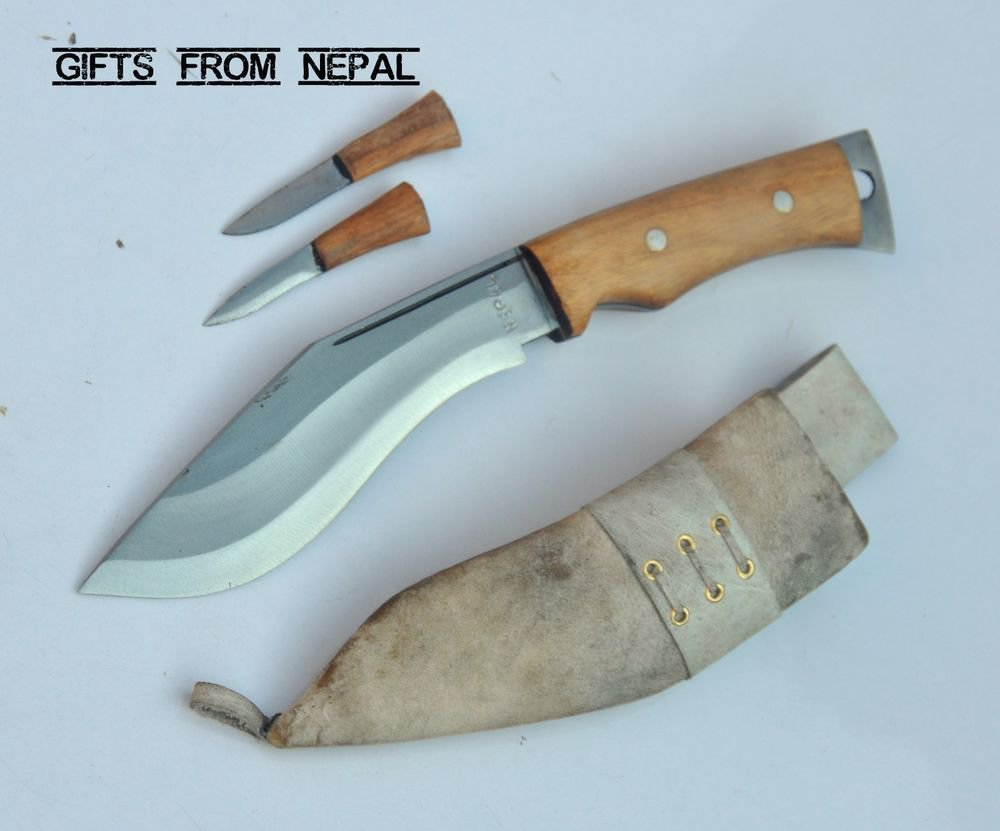 "6"" Blade AEOF Afghan Khukuri ,Gurkha Khukuri, kukri , Blade,Handmade in Nepal 01"