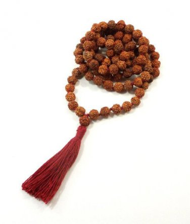 Rudraksha Seeds Beads Mala , Gifts From Nepal - 98017