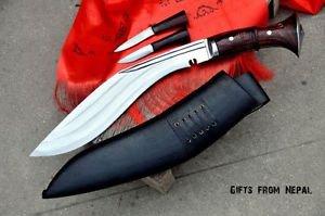 3 Chirra Gurkha Khukuri~The Beast Kukri ,Handmade Gurkha Khukuri,Knife, Blade 05