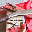 "11"" Afgan Khukuri,Handmade Gurkha Khukuri from Nepal ,Knife ,Blade , Kukri 019"