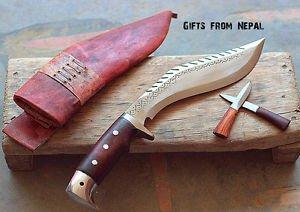 "10"" American Dragon Eagle Khukuri ,Handmade Gurkha Kukuri, Kukri knife,Blade 010"
