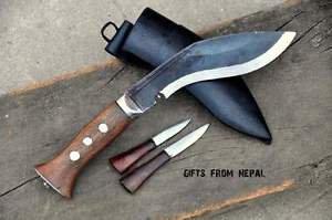 "6"" Panawal Angkhola Gurkha Khukuri - Handmade Khukuri~Kukri ~Blade from Nepal 07"