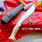 "12"" Butcher Khukuri,Handmade Gurkha Khukuri from Nepal ,Knife ,Blade , Kukri 018"