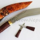 "10"" Handmade Normal Working Khukuri , Gurkha Kukuri, Kukri, knife, Blade 1012"