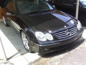 MERCEDES BENZ CLK240