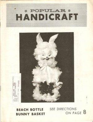 Vintage February 1966 Popular Handicraft Magazine