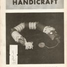 Vintage April 1966 Popular Handicraft Magazine