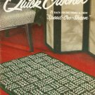 Vintage 1953 Quick Crochet Book No 300 Magazine