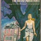 The Brand Inheritance by Dorothy Fletcher 1973 Book pb