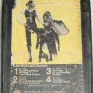 Fleetwood Mac Rumours Vintage 8 Track Tape Stereo Music Cartridge Cassette black