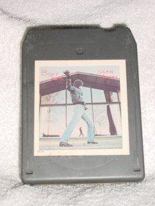 Billy Joel Glass Houses Vintage 8 Track Tape Stereo Music Cartridge Cassette