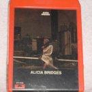 Alicia Bridges Vintage 8 Track Tape Music Stereo Cartridge Cassette