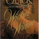 Wicked Widow by Amanda Quick Bantam Paperback Edition March 2001 Book pb