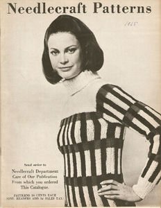 Vintage Needlecraft Patterns Magazine