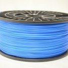 Aqua Blue ABS Plastic 1.75mm Filament 1kg spool, for Mendel, Makerbot, printrbot,etc
