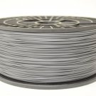 Grey ABS Plastic 1.75mm Filament 1kg spool, for Mendel, Makerbot, printrbot,etc