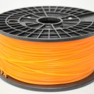 Orange ABS Plastic 1.75mm Filament 1kg spool, for Mendel, Makerbot, printrbot,etc