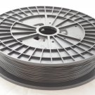 Black ABS Plastic 1.75mm Filament 1kg spool, for Mendel, Makerbot, printrbot,etc
