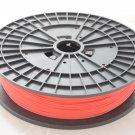 Red ABS Plastic 1.75mm Filament 1kg spool, for Mendel, Makerbot, printrbot,etc