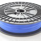 Blue ABS Plastic 1.75mm Filament 1kg spool, for Mendel, Makerbot, printrbot,etc