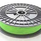 Green ABS Plastic 1.75mm Filament 1kg spool, for Mendel, Makerbot, printrbot,etc