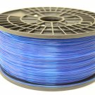 Blue PLA Plastic 1.75mm Filament 1kg spool, for Mendel, Makerbot, printrbot,etc