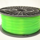Green PLA Plastic 1.75mm Filament 1kg spool, for Mendel, Makerbot, printrbot,etc