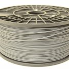 Grey PLA Plastic 1.75mm Filament 1kg spool, for Mendel, Makerbot, printrbot,etc