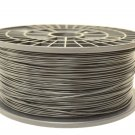 Black PLA Plastic 1.75mm Filament 1kg spool, for Mendel, Makerbot, printrbot,etc