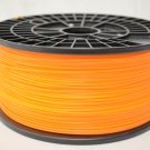 Orange PLA Plastic 1.75mm Filament 1kg spool, for Mendel, Makerbot, printrbot,etc
