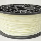 White PLA Plastic 1.75mm Filament 1kg spool, for Mendel, Makerbot, printrbot,etc