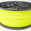 Yellow PLA Plastic 1.75mm Filament 1kg spool, for Mendel, Makerbot, printrbot,etc
