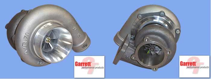 GARRETT GT30/40R Turbocharger