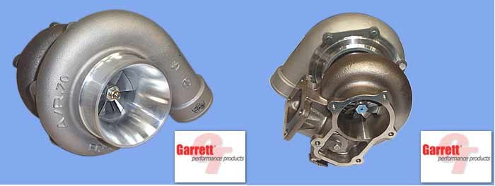 GARRETT GT30/40R Internally Wastegated