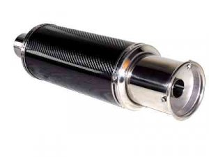 "RPS Carbon fibre with 4"" Rolled Tip"